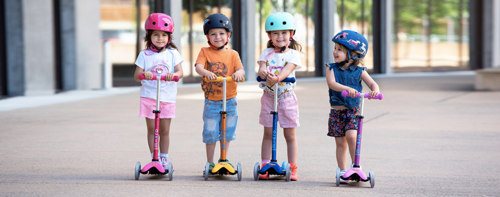 xe trượt scooter cho bé micro mini deluxe