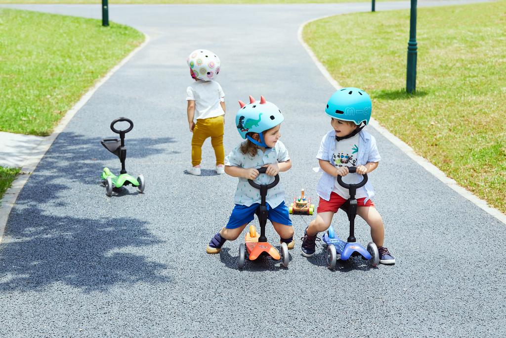 xe trượt scooter 3in1