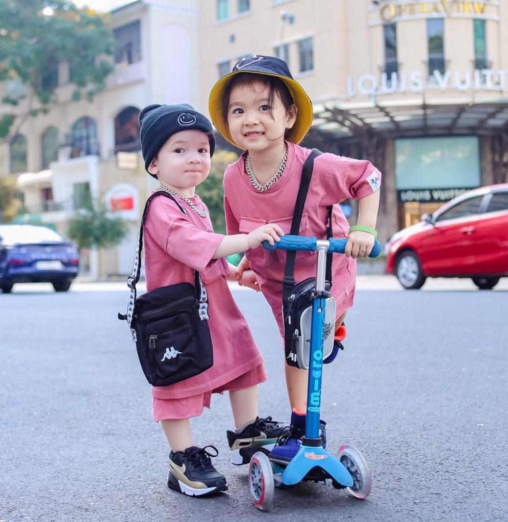 xe trượt scooter mini