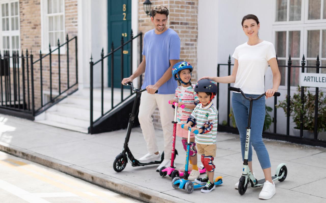 Xe trượt scooter Micro